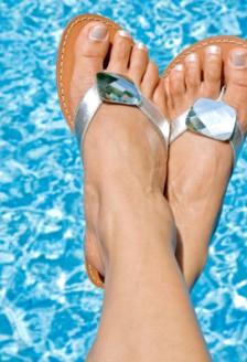 Picioarele tale sunt gata pentru vara?